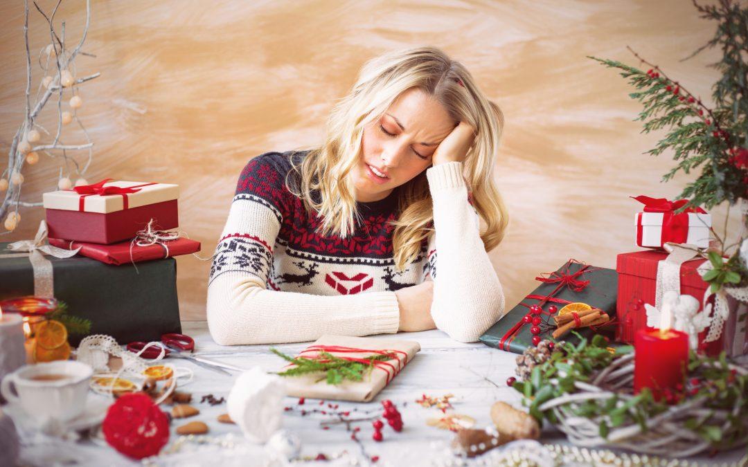 Managing Stress at Christmas
