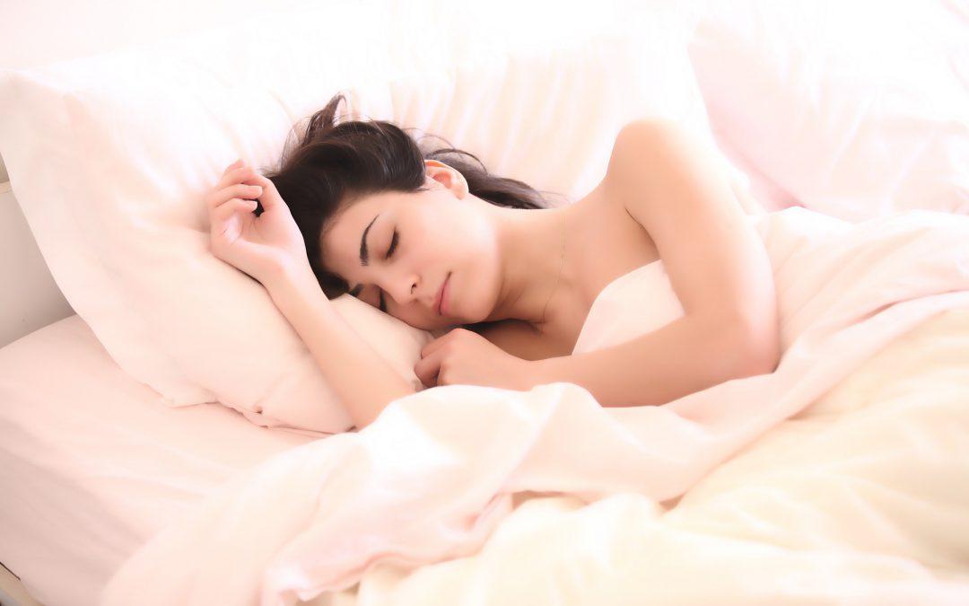Eat Well Sleep Well
